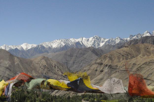 Paysages du Ladakh.