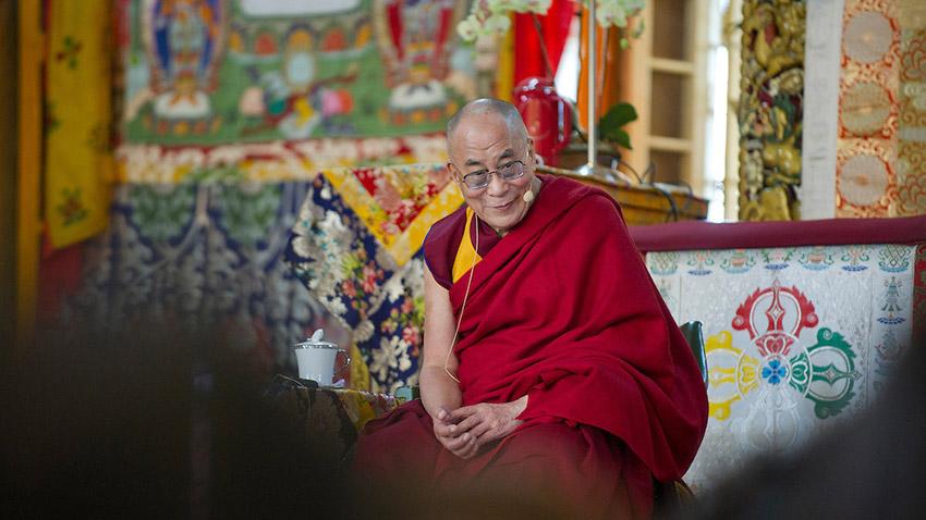 Kalachakra 2016 : Bodhgaya avec Geshe Tenzin Kalsang