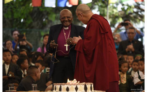 Dalaï Lama et Desmond Tutu Book of joy