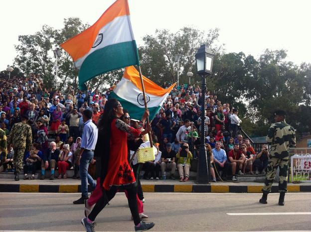 marche patriotique inde