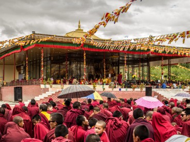 Enseignements spirituels au Ladakh avec Omalaya