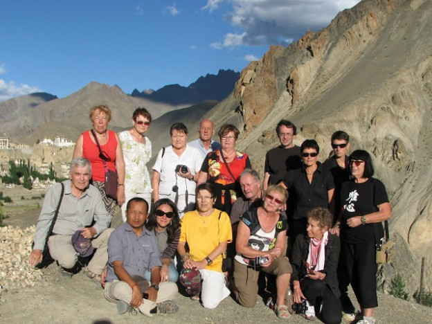 Voyage au Ladakh Omalaya