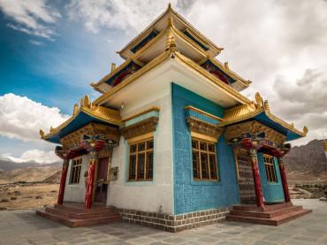 Temple de Guru Rinpoche au Ladakh