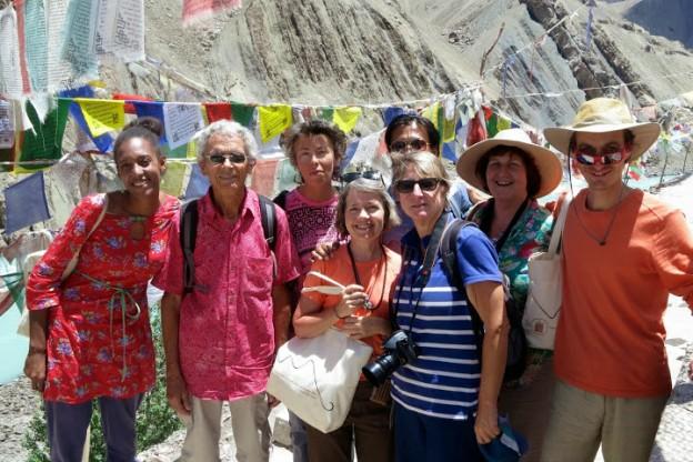 groupe Kalachakra Ladakh