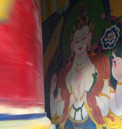 Voyage initiatique au Ladakh avec Lhamo femme chamane