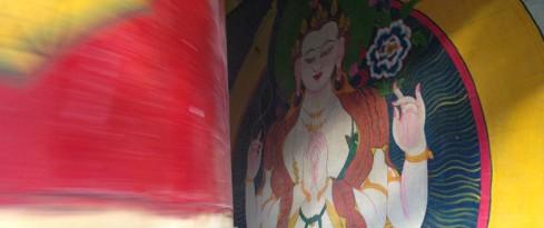 Voyage initiatique avec Lhamo, femme chamane
