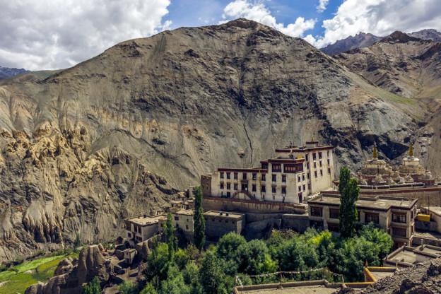 Voyage initiatique au monastere de Lamayuru