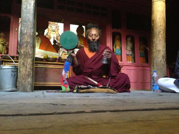 rituel de protection avec Yogi Dawa