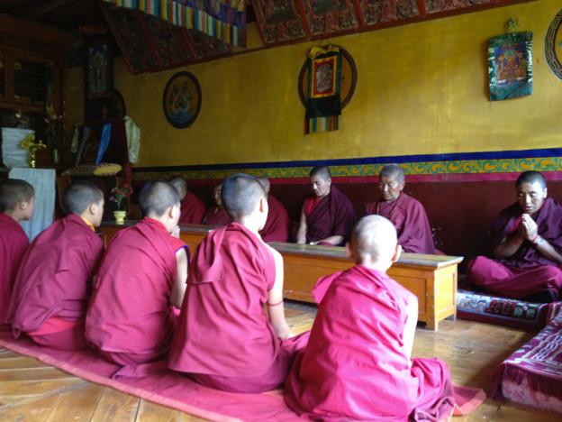Rencontre avec les nonnes du Ladakh