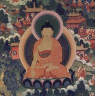 bouddha de medecine