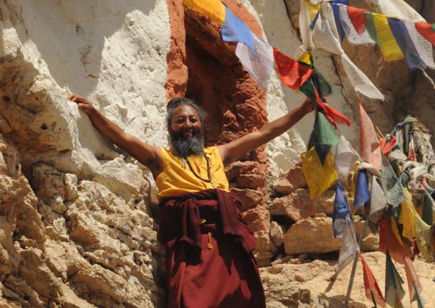 Yogi Dawa drapeaux a prieres