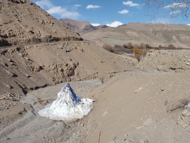 Stupas de glace