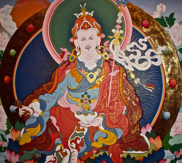 Padmasambhava toujours