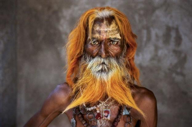 Un sadhu, ces sages qui vivent de dénument