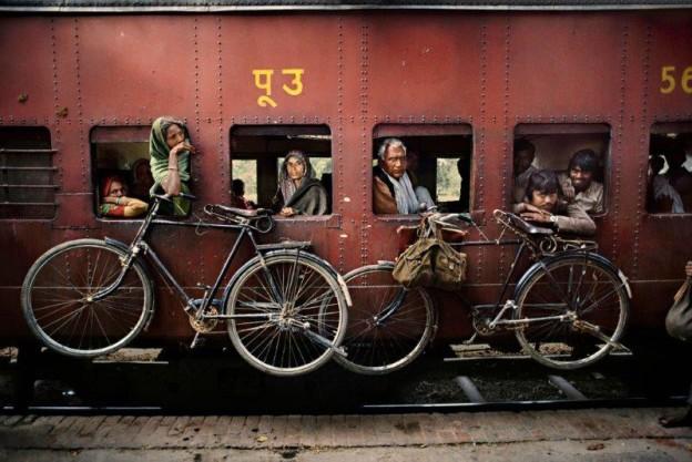 Prendre le train en Inde; quelle aventure !