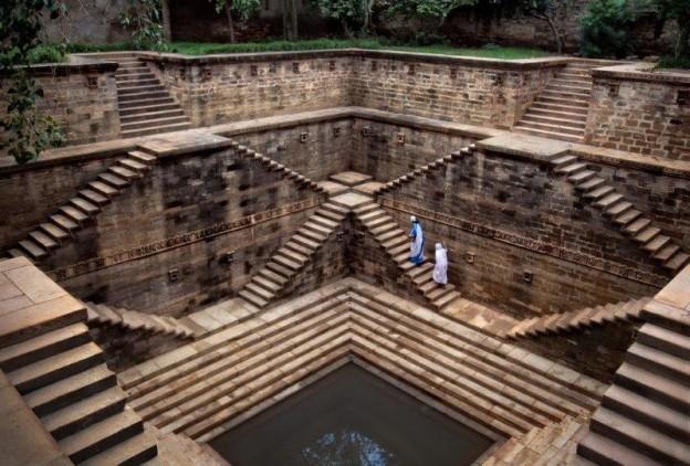 L'architecture grandiose des civilisations indiennes