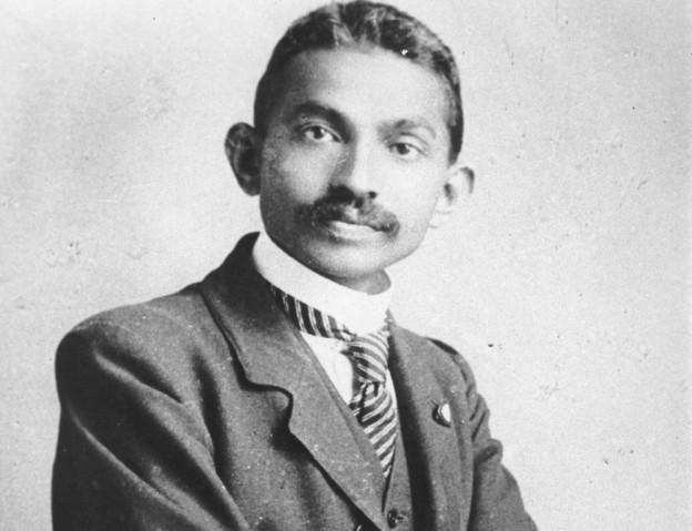 Gandhi Dans Sa Jeunesse