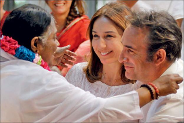 Amma la puissance d 39 amour pour toute religion omalaya for Dujardin inde