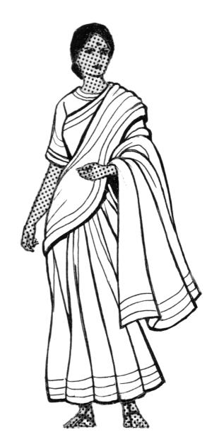 Sari, tenue indienne traditionnelle