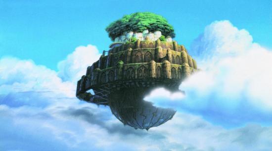 Le Chateau Dans le Ciel