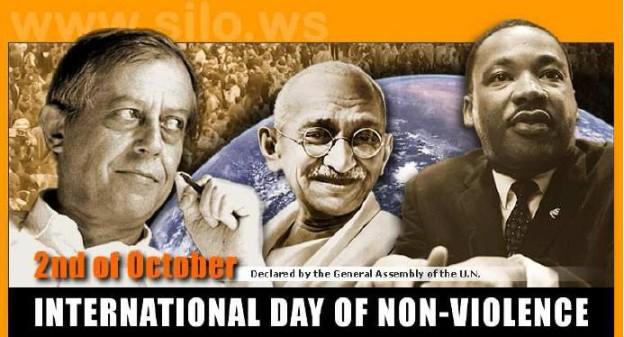 Journée de la non-violence