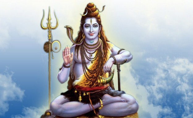 Shiva et son trident