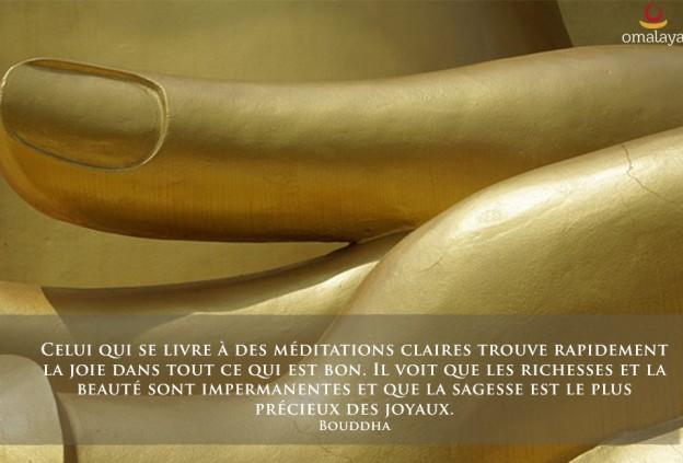 méditation joie