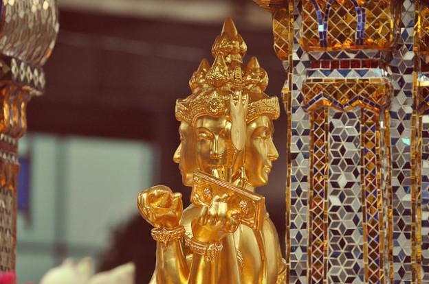 Statue Brahma