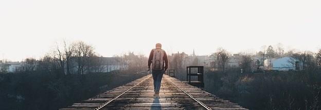 marche voie ferree