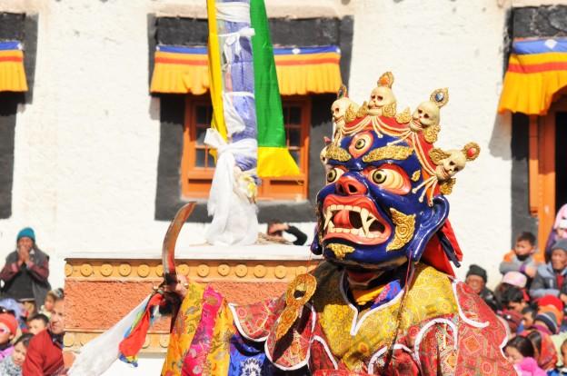 Festival Phyang Tsesdup
