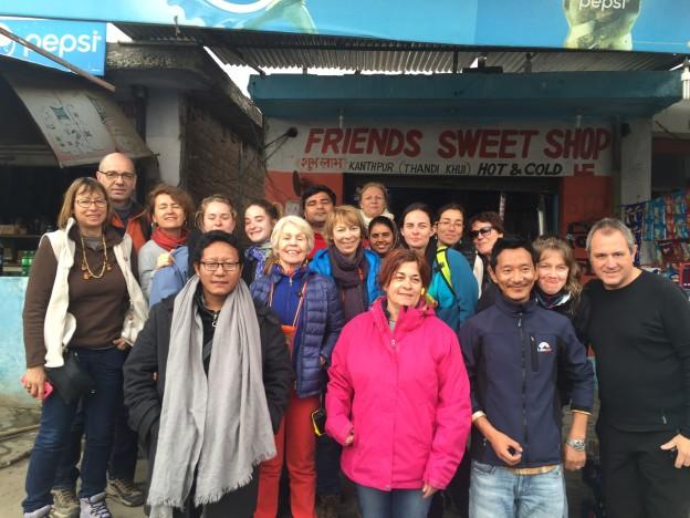 Témoignage de Brigitte, du festival chamanique aux enseignements du Dalai Lama avec Omalaya