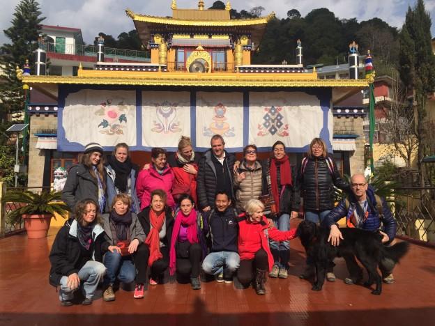 Témoignage de Céline, du festival chamanique aux enseignements du Dalai Lama avec Omalaya