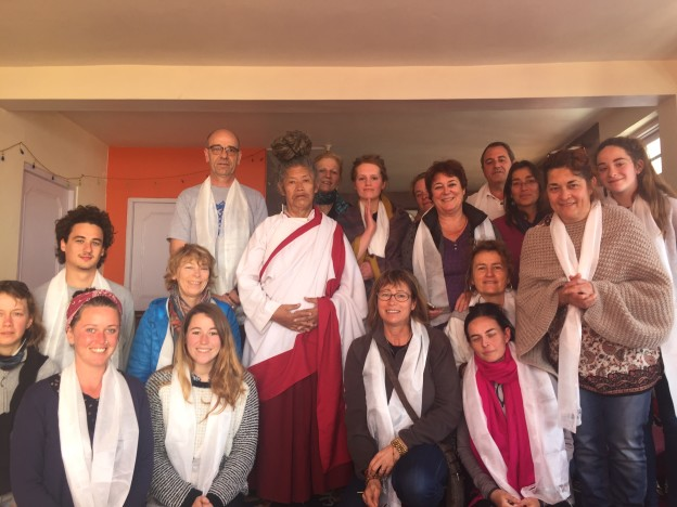 Témoignage de Virginie, du festival chamanique aux enseignements du Dalai Lama avec Omalaya