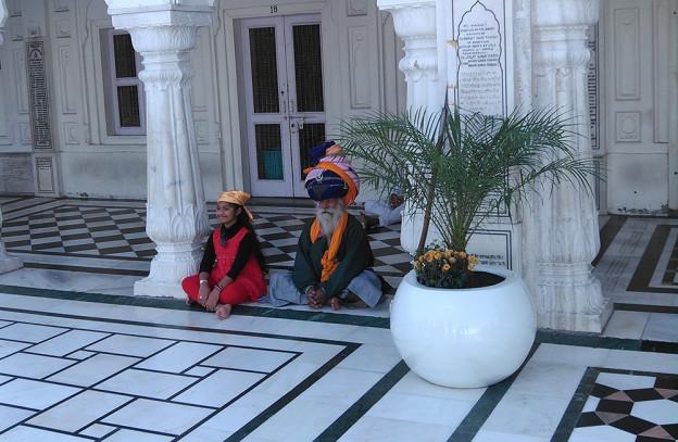 Sikh a Amritsar