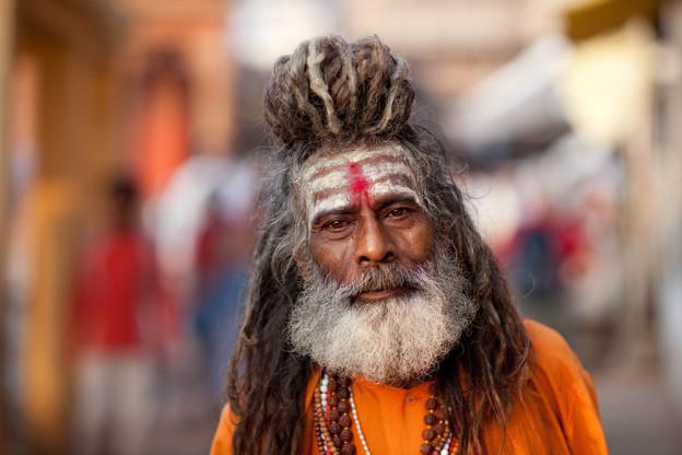 Un sadhu de plus