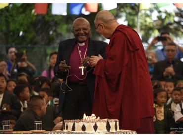 Dalaï Lama et Desmond Tutu Book of joy