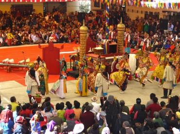 Opera tibetain