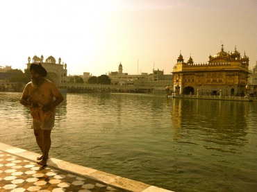 Temple d or d Amritsar