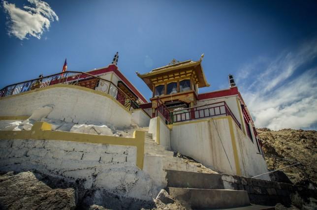 Village de Gompa au Ladakh