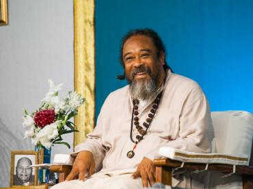 Une retraite spirituelle avec Mooji