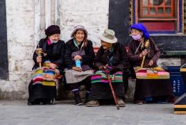 Voyage spirituel au Tibet