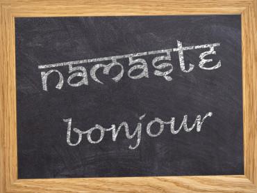 namasté hindi cours
