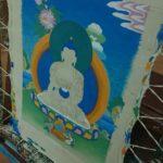 Thangkha tibétaine peinture Norbulinka